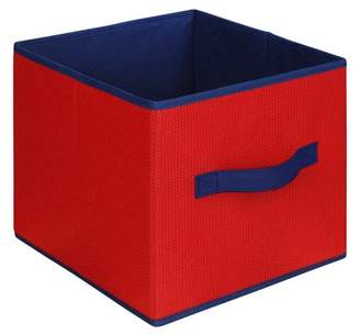 Bintopia Collapsible Storage Cube, 3pk, Multiple Colors