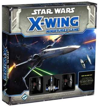 Star Wars Fantasy Flight Games X-Wing: The Force Awakens Core Set Game