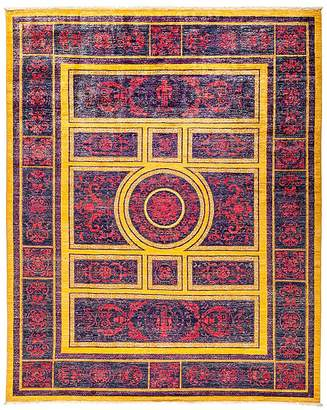 "Solo Rugs Eclectic Area Rug, 9' 10"" x 8'"