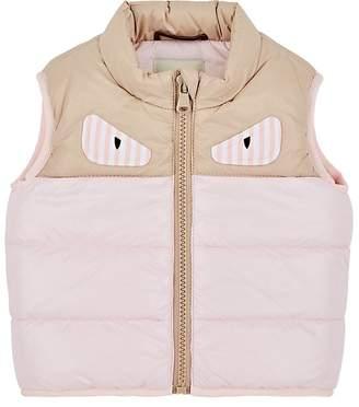 Fendi Kids' Colorblocked Puffer Vest