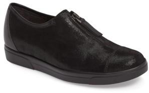 Women's Munro Roslyn Zip Sneaker $214.95 thestylecure.com