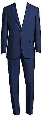 Brioni Men's Regular-Fit Classic Wool Suit