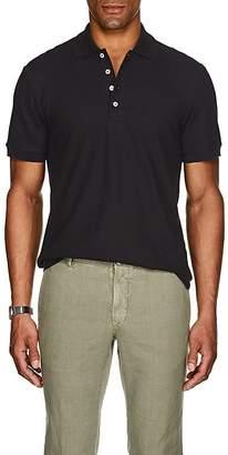 Barneys New York Men's Pima Cotton Polo Shirt