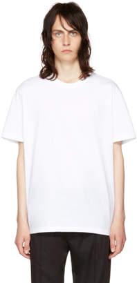 Versace White Small Medusa T-Shirt