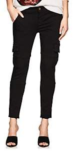 NSF Women's Vincent Denim Crop Pants - Black