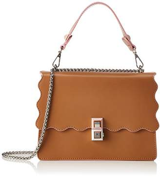 Cost Sale Online Free Shipping Cheapest Price Chicca borse Women's CBS178484-181 Top-Handle Bag (tan tan) Cheap Sale Real Affordable Cheap Price Cheap Sale How Much k1KXff