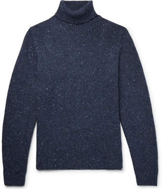 Alex Mill Mélange Merino Wool-Blend Rollneck Sweater