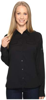 Columbia Silver Ridge Lite Long Sleeve Shirt Women's Long Sleeve Button Up