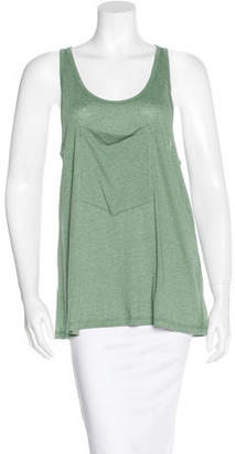 Boy. by Band of Outsiders Oversize Pocket Tank Top w/ Tags $55 thestylecure.com