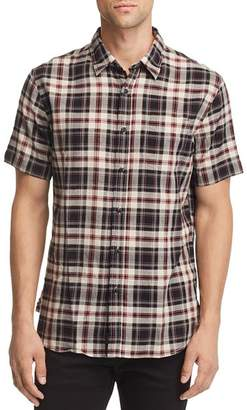 Jachs NY Plaid Short-Sleeve Regular Fit Shirt - 100% Exclusive