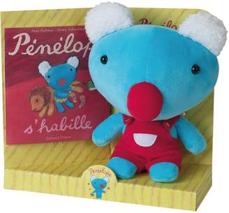 Augusta Du Bay Augusta du Bay-150952-Plush with Book-Penelope (Mythology)-25cm