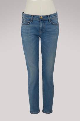 Current/Elliott Current Elliott The Easy Stiletto jeans