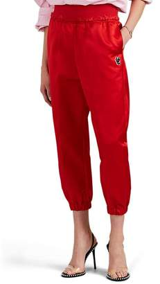 Undercover Women's Silk Satin Jogger Pants