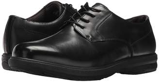 Nunn Bush Mason Street Waterproof Plain Toe Oxford with KORE Slip Resistant Walking Comfort Technology Men's Shoes