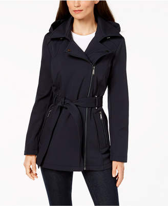 BCBGeneration Asymmetrical Raincoat