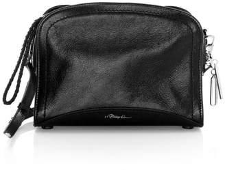 3.1 Phillip Lim Small Hudson Rectangle Leather Crossbody Bag