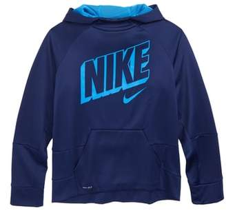 Nike Therma Dry Logo Hoodie