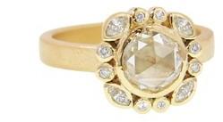 Megan Thorne Imperial Wreath Diamond Ring
