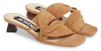 Les Mules Sola Sandal