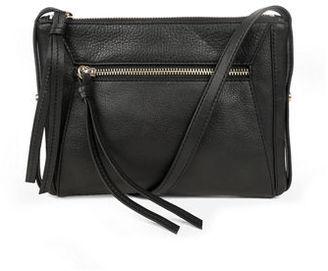 Kooba Marlowe Mini Leather Crossbody Bag $178 thestylecure.com