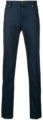 Jacob Cohen slim-fit tailored trousers