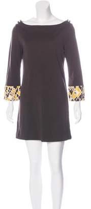 Tory Burch Tunic Wool Dress