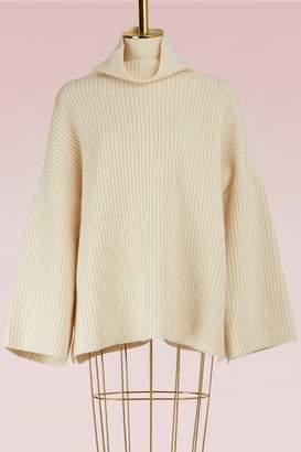 The Row Cashmere Violina Sweater