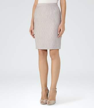Reiss Virginia Skirt Tailored Pencil Skirt