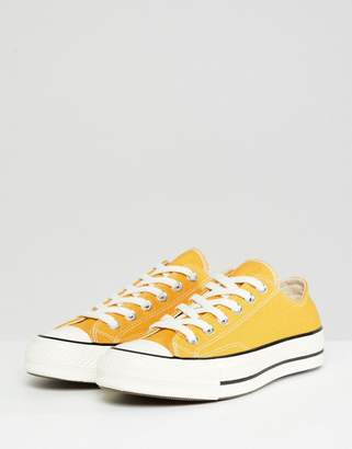 Converse Chuck '70 ox sneakers in Mustard yellow