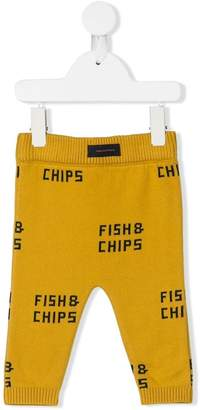 Tiny Cottons Fish & Chips trousers