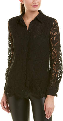 Reiss Yasi Lace Blouse