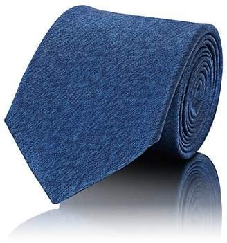 Fairfax Men's Mélange-Weave Silk Necktie