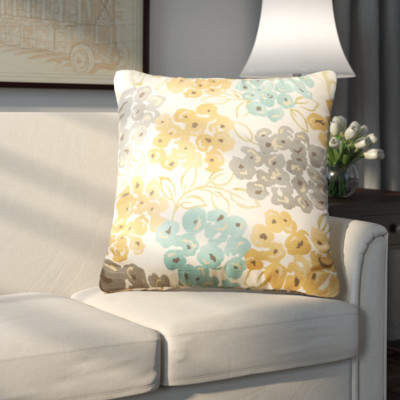 Wayfair Steward 100% Cotton Throw Pillow