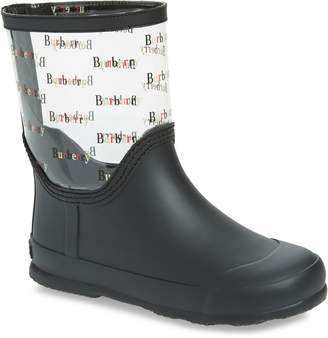 Burberry Frosty Waterproof Rain Boot
