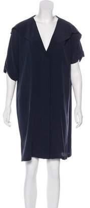 Max Mara Silk Knee-Length Dress w/ Tags