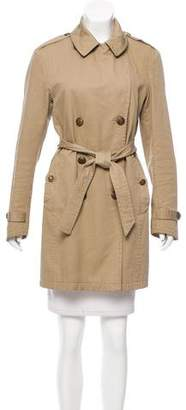 Rag & Bone Belted Trench Coat