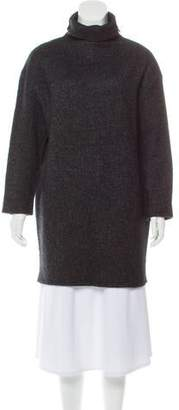 Etoile Isabel Marant Virgin Wool Turtleneck Sweater