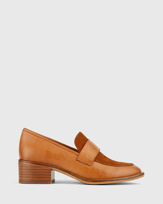 Fallon Leather Loafers