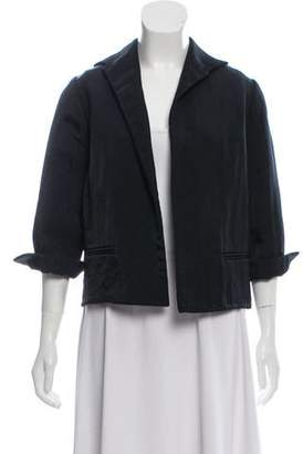 Marni Collared Open Blazer