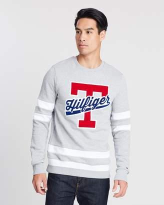 Tommy Hilfiger T-Script Logo Sweatshirt