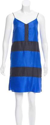 Rag & Bone Celeste Comb Harris Silk Dress w/ Tags
