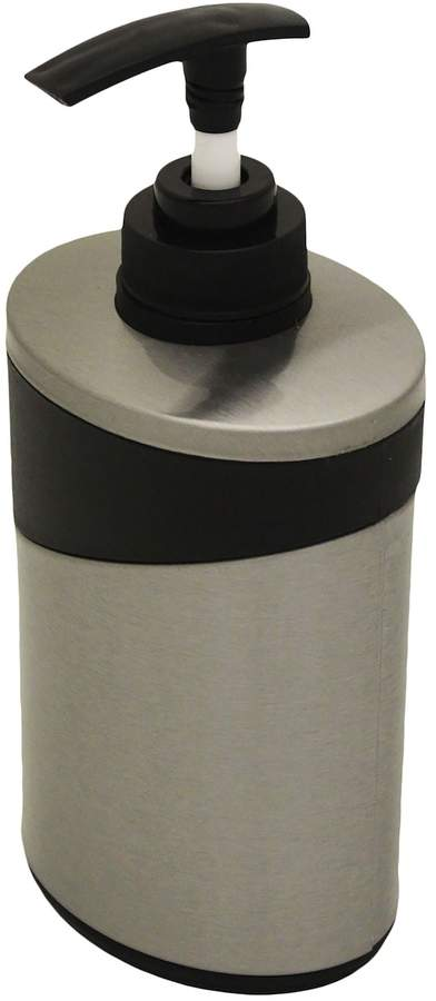 Taymor Contrast Stainless Lotion Pump