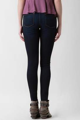 Flying Monkey High-Waist Skinny Jeans