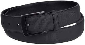 Apt. 9 Feather Edge Stitch Dress Belt - Men