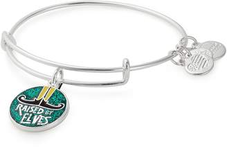 Alex and Ani (アレックス アンド アニ) - Alex and Ani 'Elf' Raised by Elves Adjustable Wire Bangle