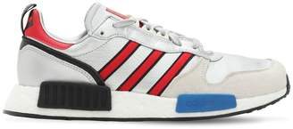 adidas Rising Star X R1 Metallic Sneakers