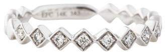 Ef Collection 14K Diamond Band