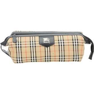 Burberry Cloth Vanity Case