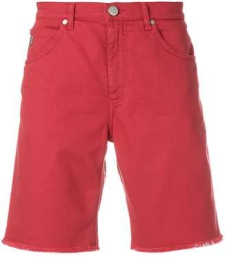 Versace casual denim shorts