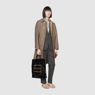 Gucci Pin dot wool trousers